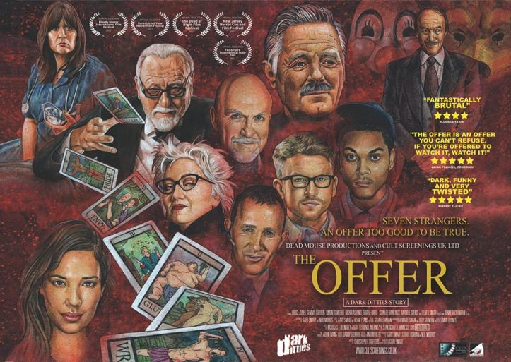 the offer poster