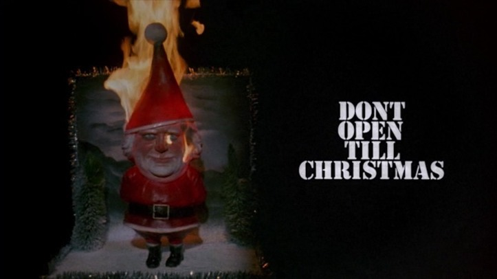 dont open til christmas