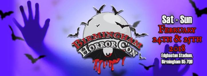 Bham Horror Con