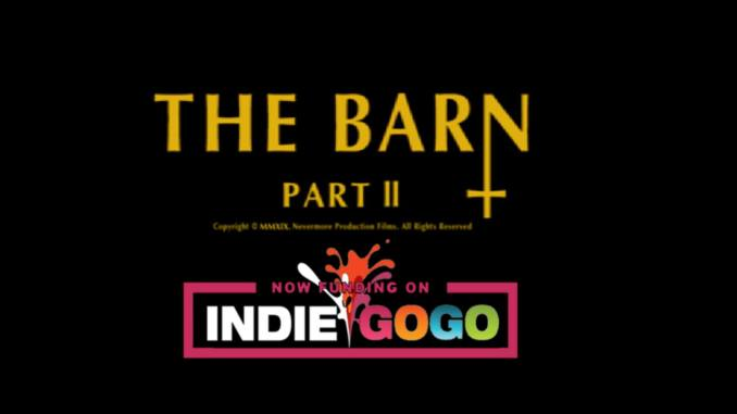 The Barn Part II