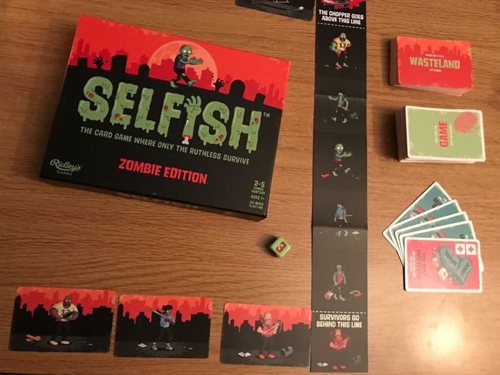 selfish-game