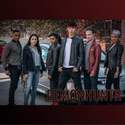 Demonhuntr Team Shot